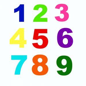 九星の数字