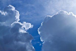 奇門遁甲の吉方位と天候の変化