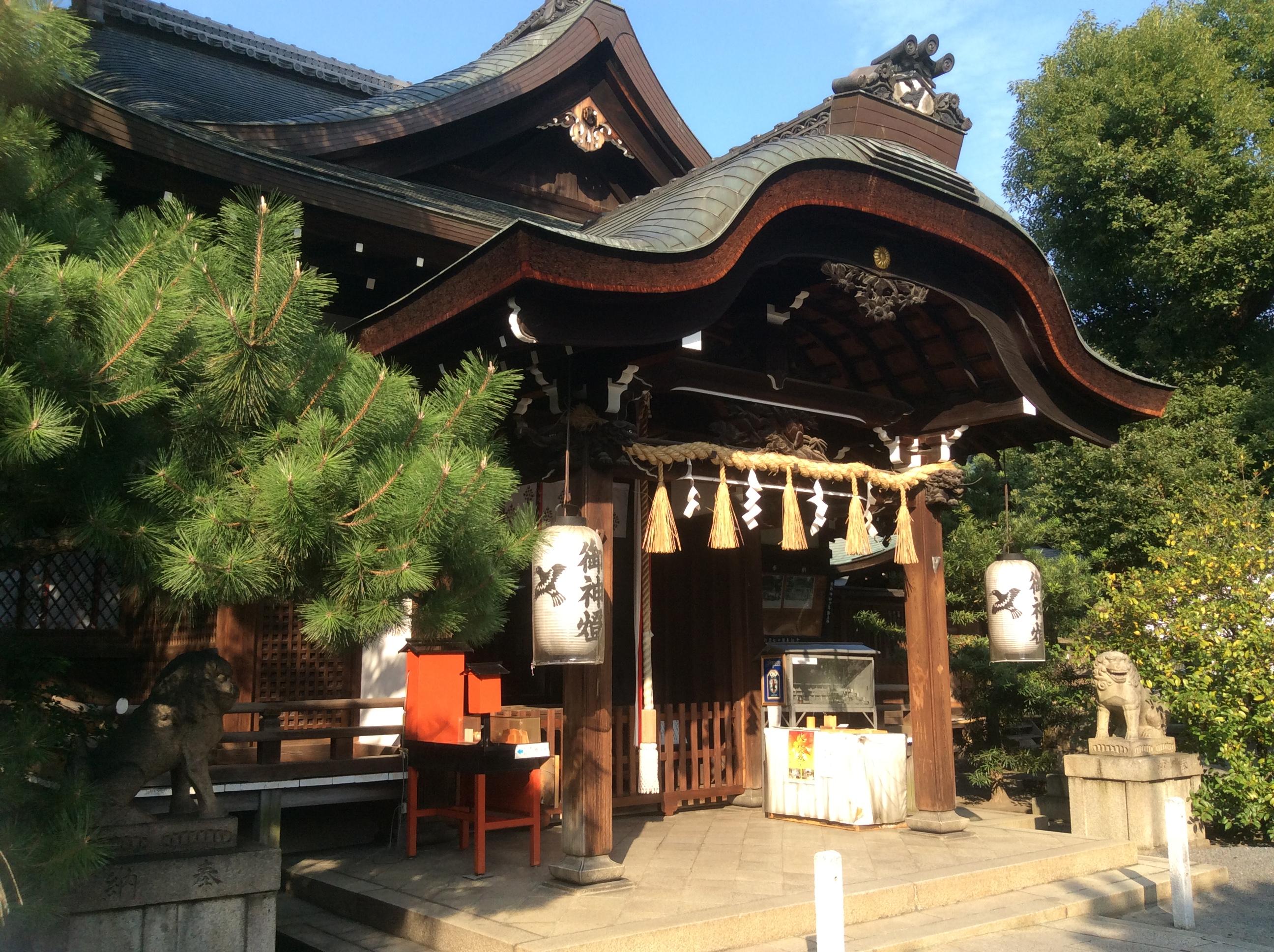 ★京都 熊野神社★パワースポット★京都市左京区★