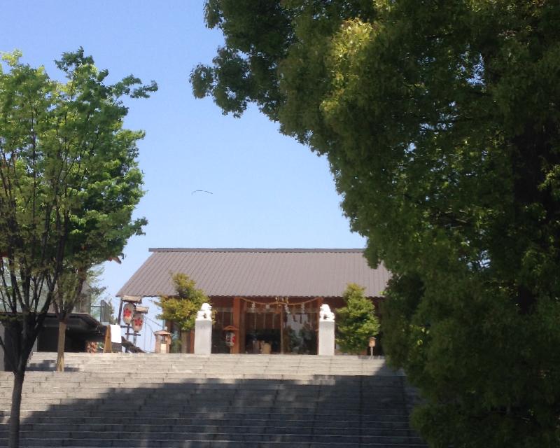 ★赤城神社★パワースポット★東京都新宿区★