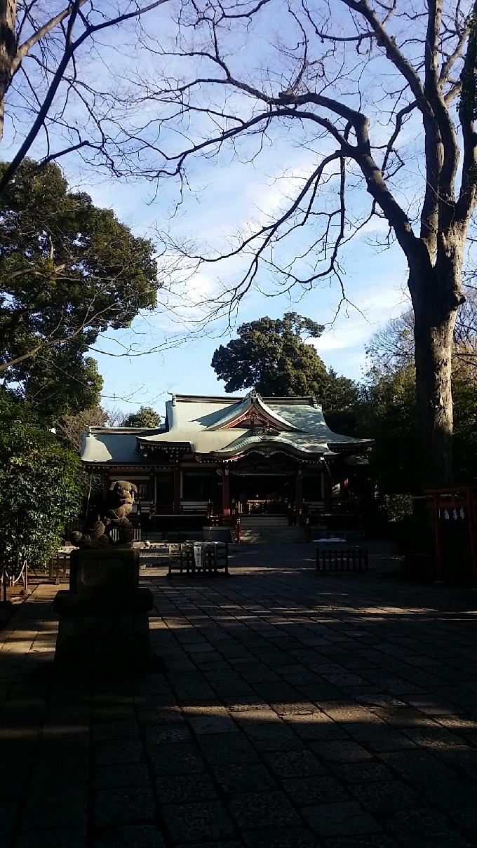 ◆武蔵野八幡宮◆パワースポット&吉方位◆