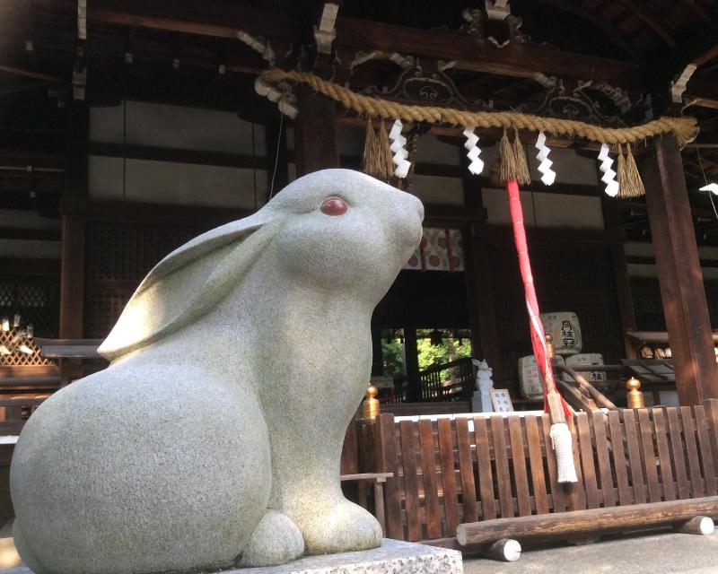 ★岡崎神社★パワースポット★京都市左京区★