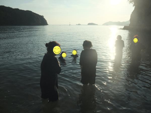 奇門遁甲で仙酔島