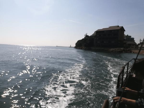 奇門遁甲の吉方位で鞆の浦