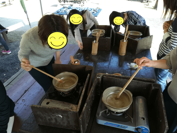 奇門遁甲の吉方位で塩作り