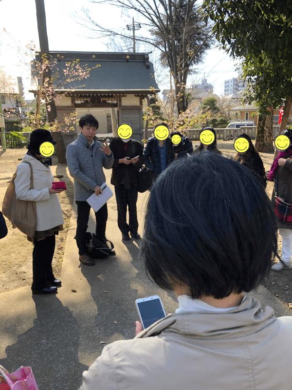 奇門遁甲の吉方位で武蔵国一宮小野神社へ