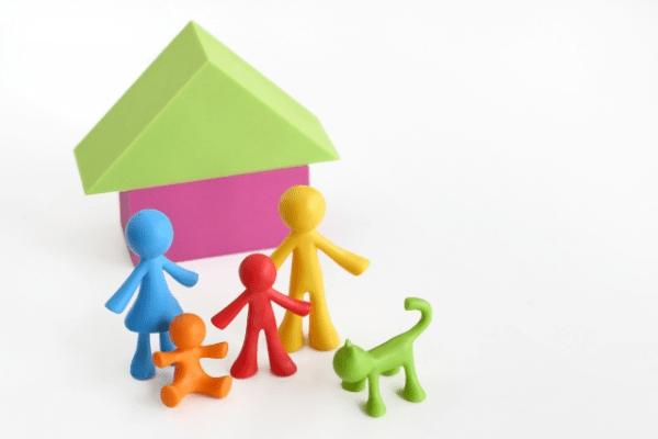 家族での凶方位への引越し対策