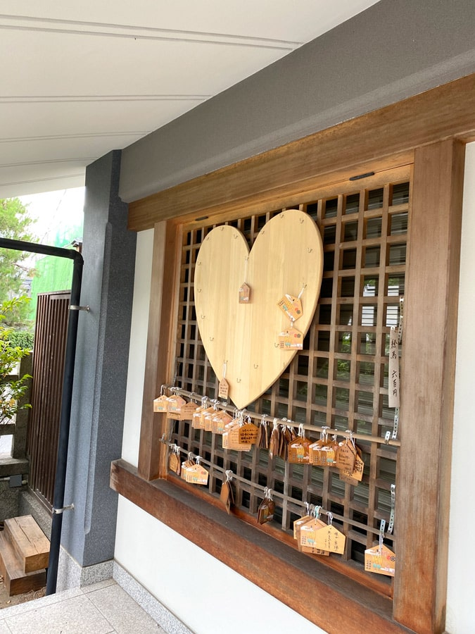 京都の恋愛運アップのパワースポット